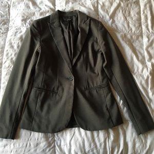 Grey apt 9 blazer.